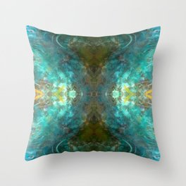Divine's Many Faces Throw Pillow