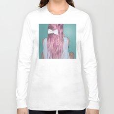 Nebula Girl Long Sleeve T-shirt