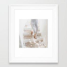 prance Framed Art Print