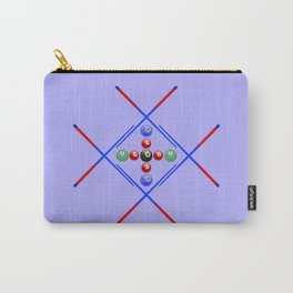 Pool Game Design v3 Carry-All Pouch