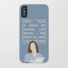 Greys Anatomy: Meredith Grey iPhone Case