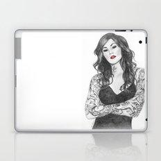 Kat Von D Red Lips Laptop & iPad Skin