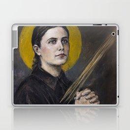 Santa Gemma Galgani Laptop & iPad Skin