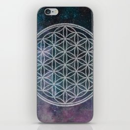 Sacred Geometry Universe 11 iPhone Skin