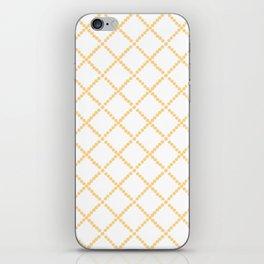 Criss Cross iPhone Skin