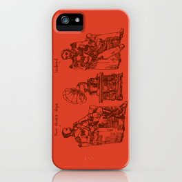 Now That's Dope iPhone Case
