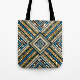 A Difficult Pattern Tote Bag