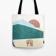 Roar Bear Tote Bag