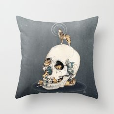 WOLFPACK Throw Pillow