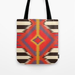American Native Pattern No. 87 Tote Bag