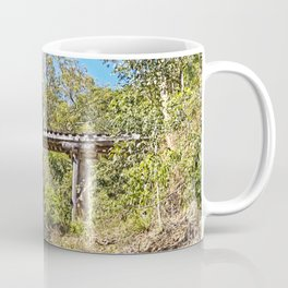Rustic Railway Bridge Coffee Mug