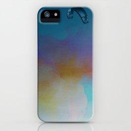 Parakite Cool 2 (watercolor mashup lite) iPhone Case