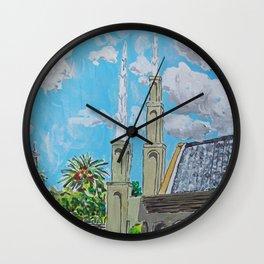 Johannesburg South Africa LDS Temple Wall Clock