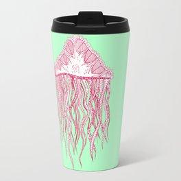 Mint Jelly Travel Mug