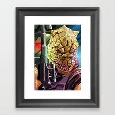 SW#27 Framed Art Print