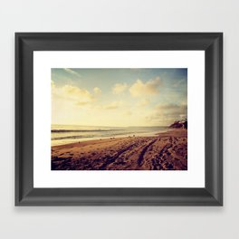 San Clemente Framed Art Print
