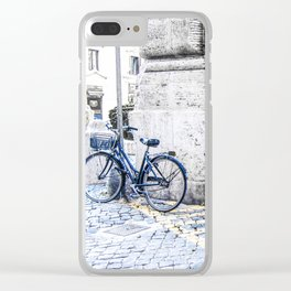 Ti Amo - Streets of Rome Clear iPhone Case