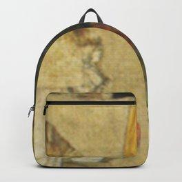 Leonardo da Vinci - Untitled Backpack