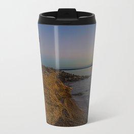 Waco, TX-Lake Shore Metal Travel Mug