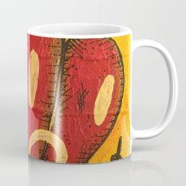 yellow smilely Coffee Mug