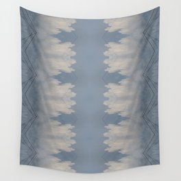 Highwire Totem, Lace Dominant Wall Tapestry