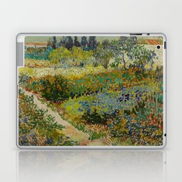 Garden at Arles Laptop & iPad Skin