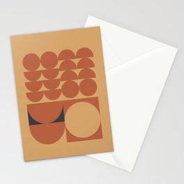 Brown Stationery Cards
