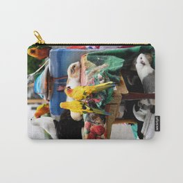 The Great A-meow-ican Melting Pot Carry-All Pouch