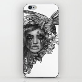 REBEL REBEL iPhone Skin
