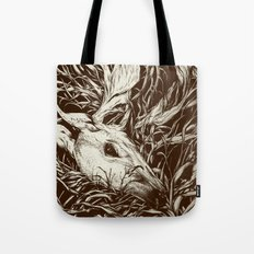 doe-eyed Tote Bag