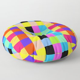 Pattern box Floor Pillow