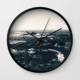 West Coast Wonders Wall Clock