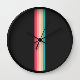 Retro Tikoloshe Wall Clock