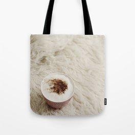 Café.  Tote Bag