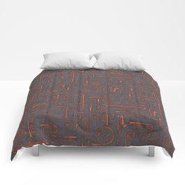 Horns COPPER Comforters