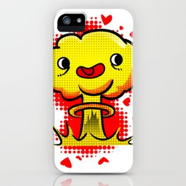 War Is Love iPhone Case