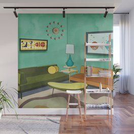 The Room 1962 Wall Mural