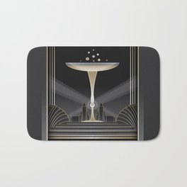 Art deco design VI Bath Mat