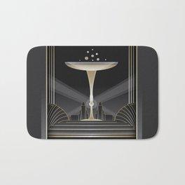 Art deco design VI Bath Mat