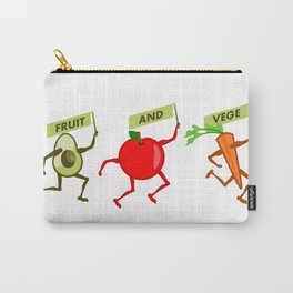 Fruit and Vegetables Carry-All Pouch