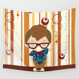 hipster style 2 Wall Tapestry