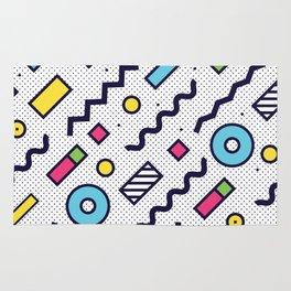 8 bits pattern N°12 Rug