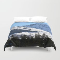 Back-Country Skiing  - I Duvet Cover
