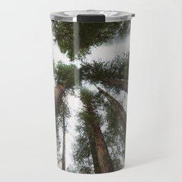 Redwood Portal - nature photography Travel Mug