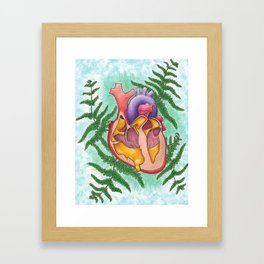Sweetheart 2 Framed Art Print