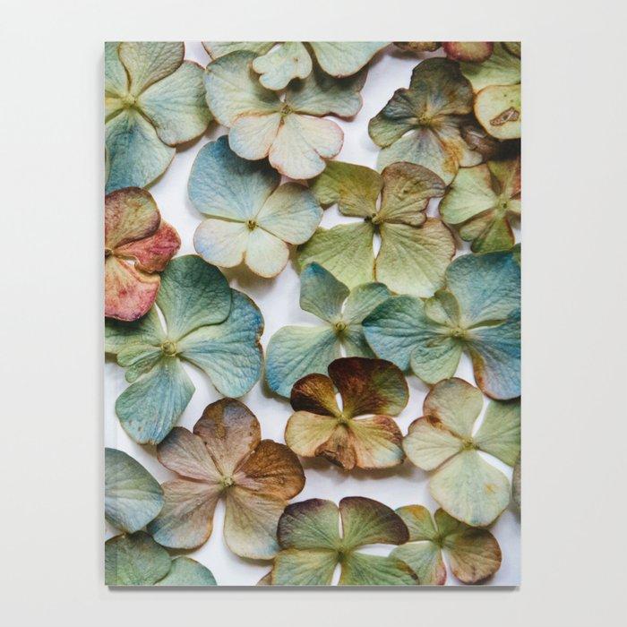 Hydrangea Petals no. 1 Notebook