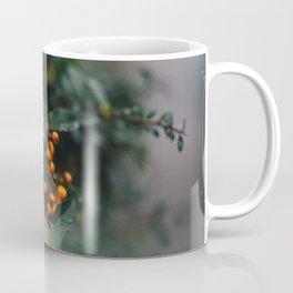 Winter Berries in London Coffee Mug