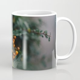Winter Berries in London Coffee Mug