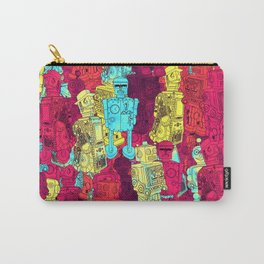 Mr. Robot, your screw is loose. Carry-All Pouch