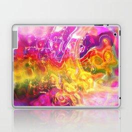 Running Into The Light Laptop & iPad Skin
